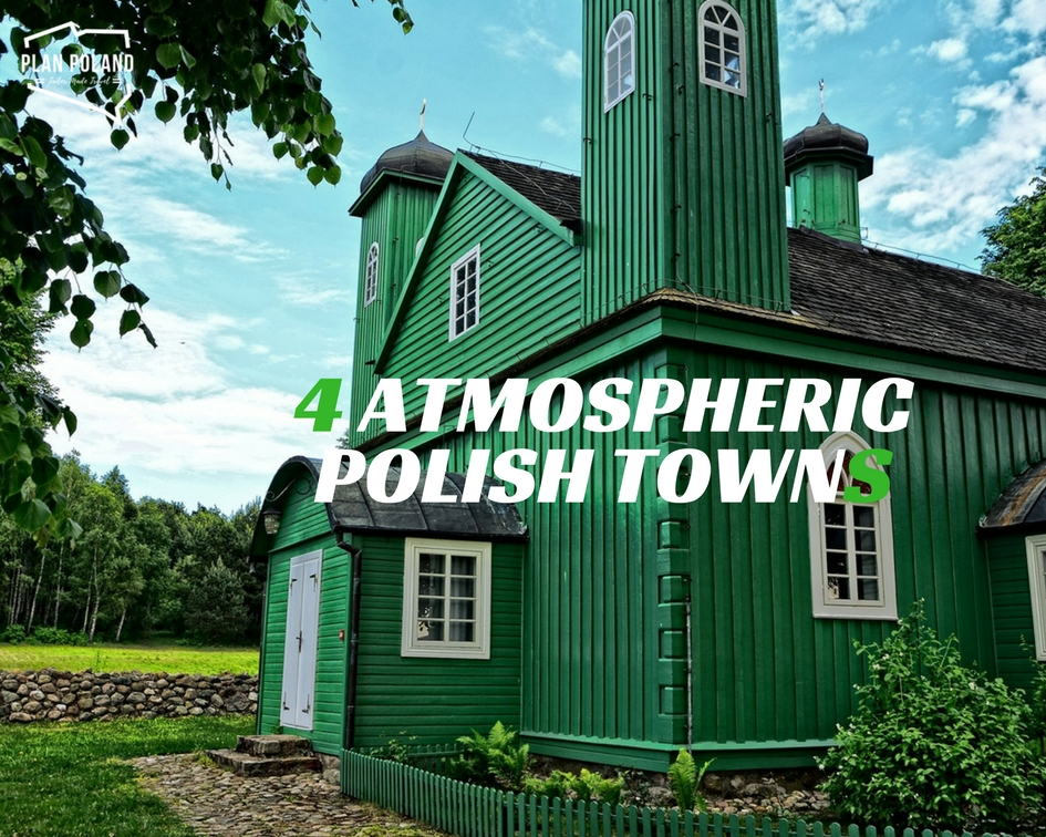 most beautiful polish towns