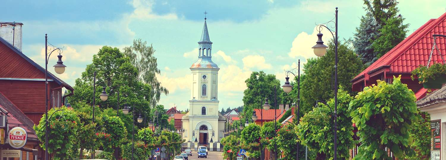 Towns you cannot miss in Eastern Poland