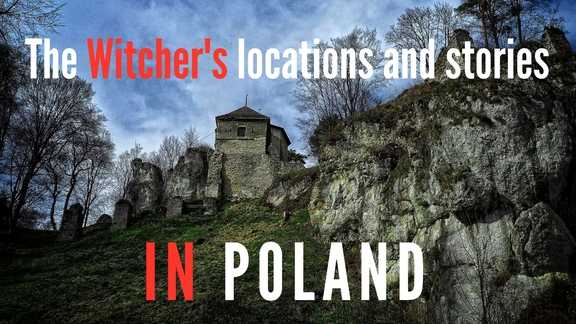 witcher locations in poland in real world