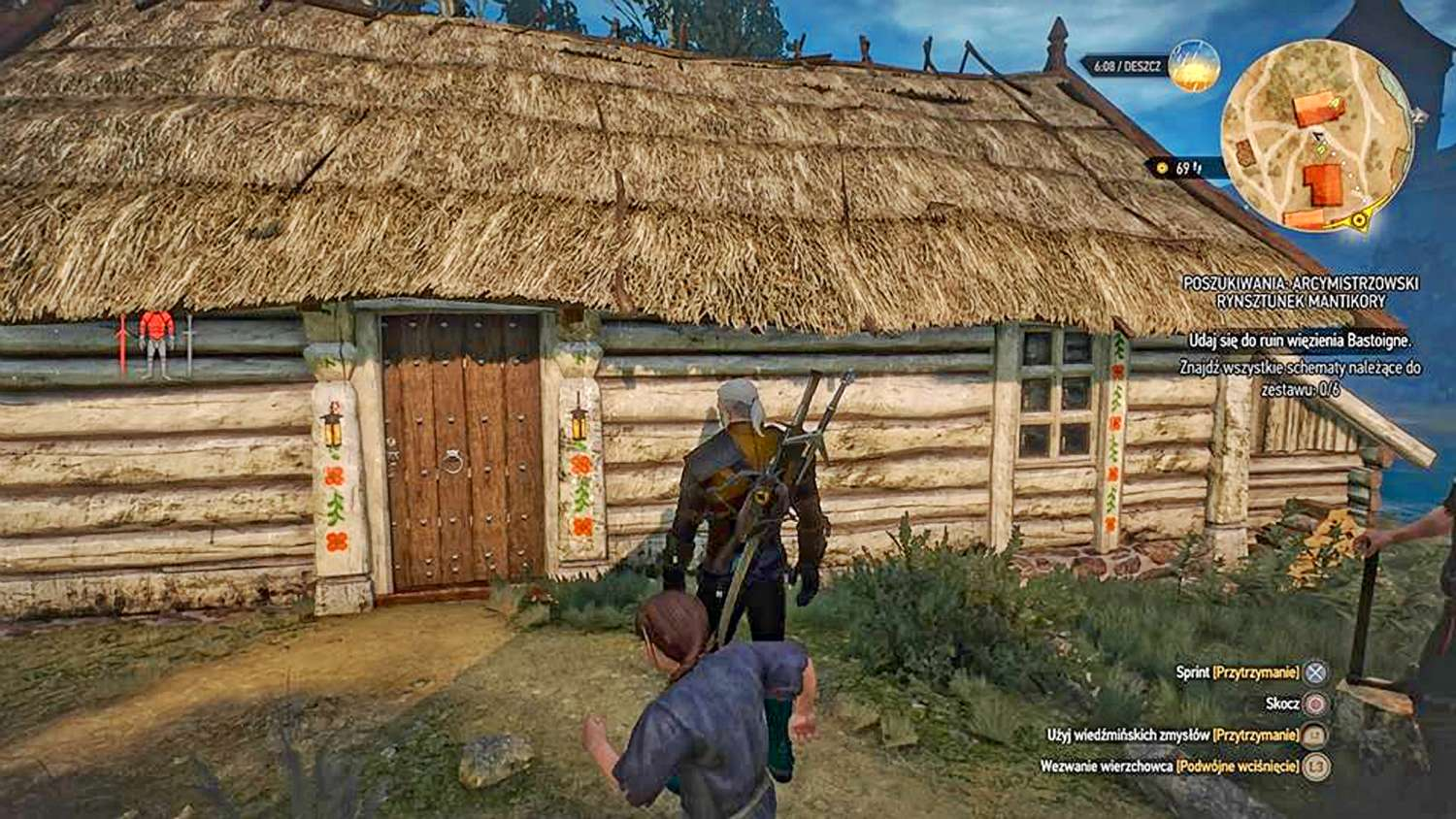 Polish culture and real places in The Witcher 3 Wild Hunt