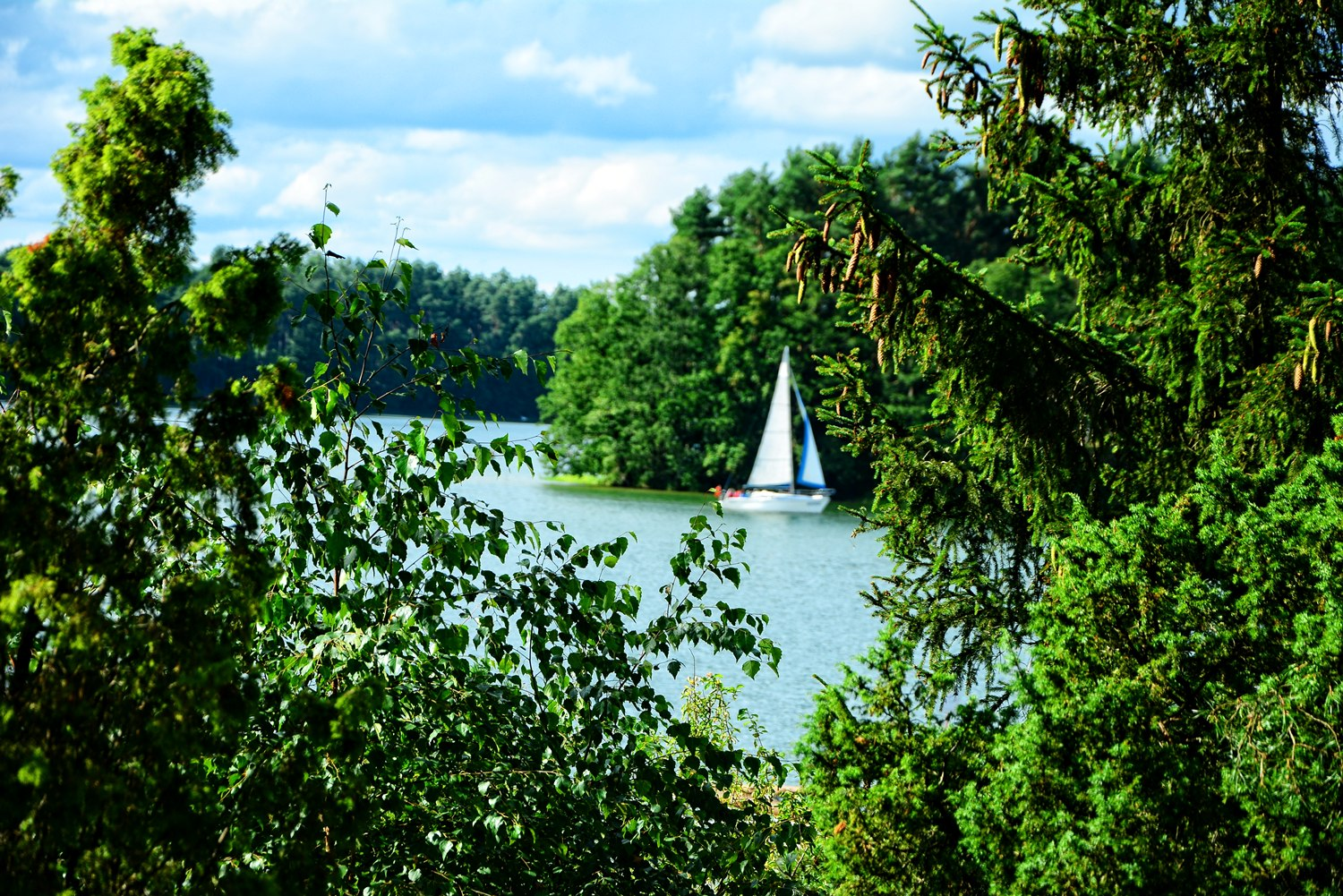 Sailing in Mazury what to do in north eastern poland