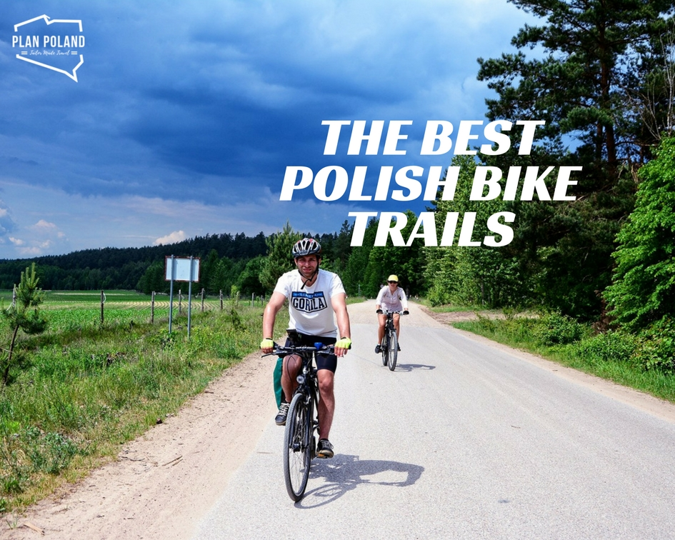 polish bike trails
