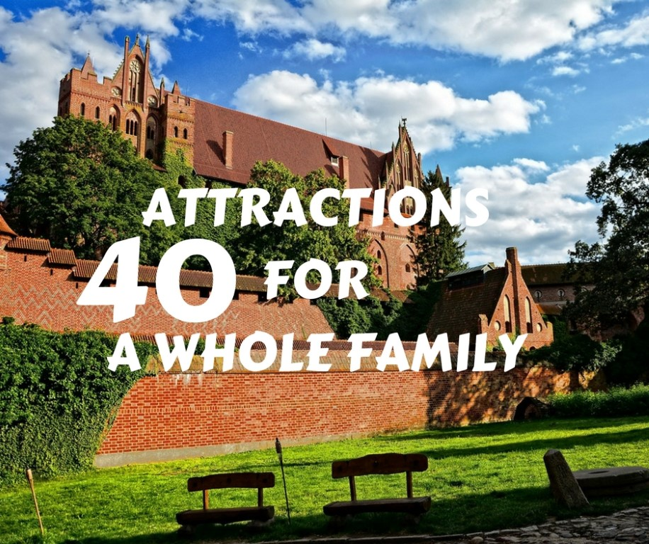 attractions for a whole family in Poland