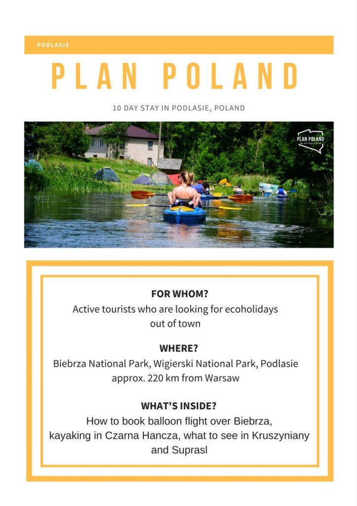 Plan Poland Personalized Travel Plan