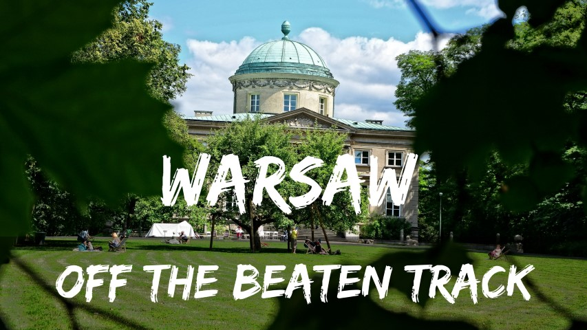 warsaw off the beaten track