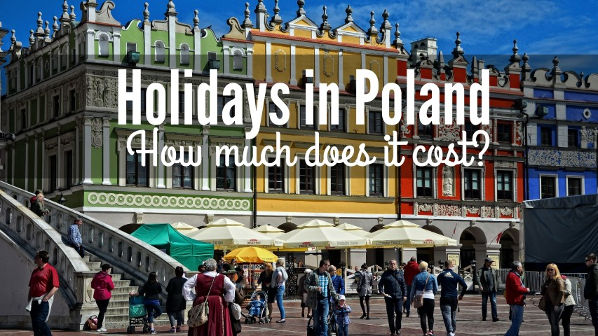 holidays in poland costs
