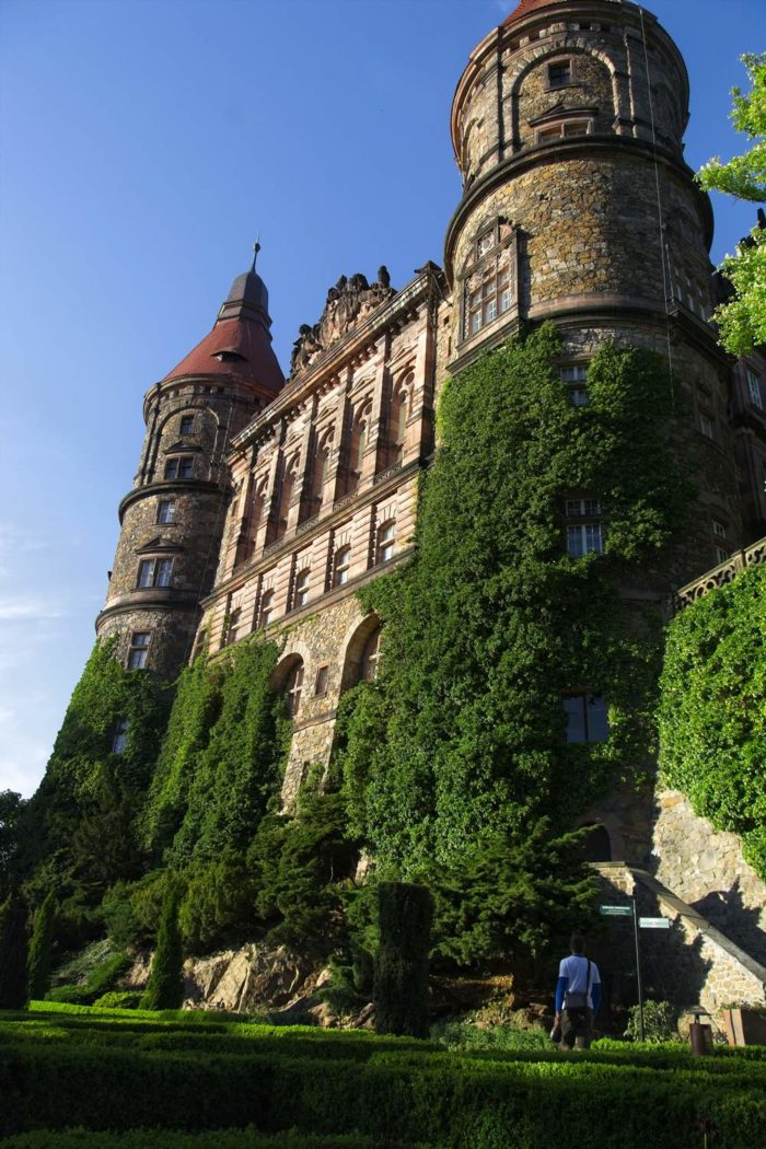 castle ksiaz zamek ksiaz lower silesia attractions one day away from wroclaw