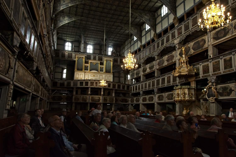 church of peace Friedenskirche in jawor kościół pokoju drewniany kościół w jaworze