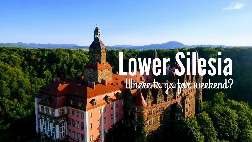 Niederschläsing lower silesia what to do touristic attractions points of interest castles one day trips around wroclaw