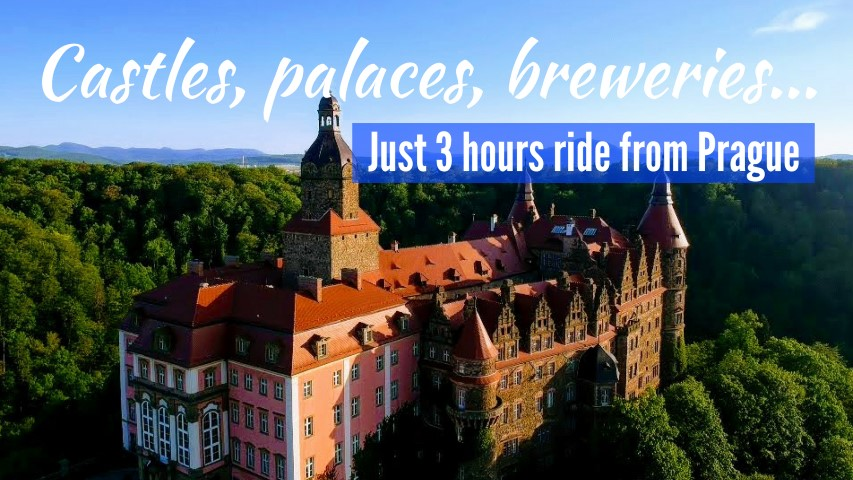trips from prague to poland what to see in poland close to czech