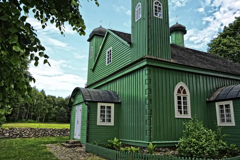 kruszyniany eastern poland podlasie mosque in poland towns in eastern poland