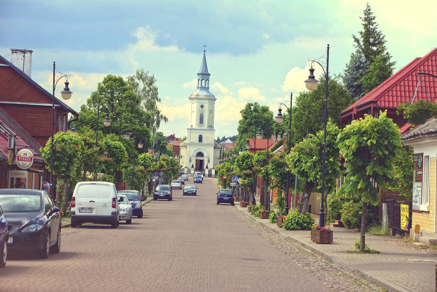 towns in eastern poland suprasl eastern poland small polish town summer destinations