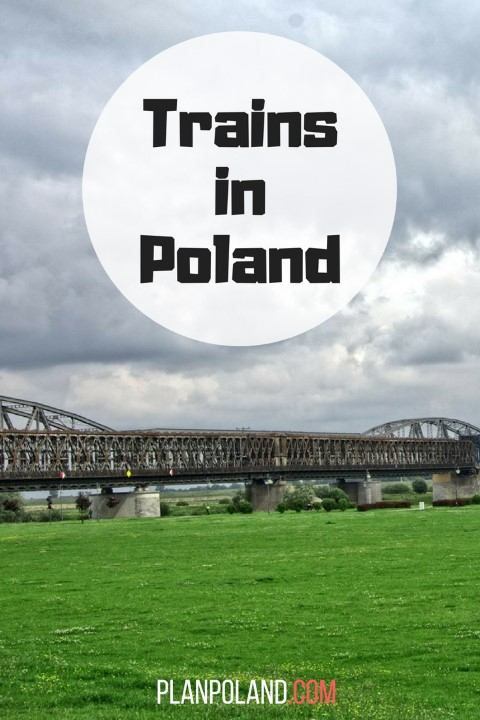 Trains in poland polish railway where to book polish train