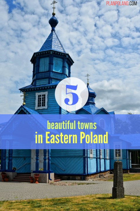 towns in eastern poland plan poland colorful churches in poland