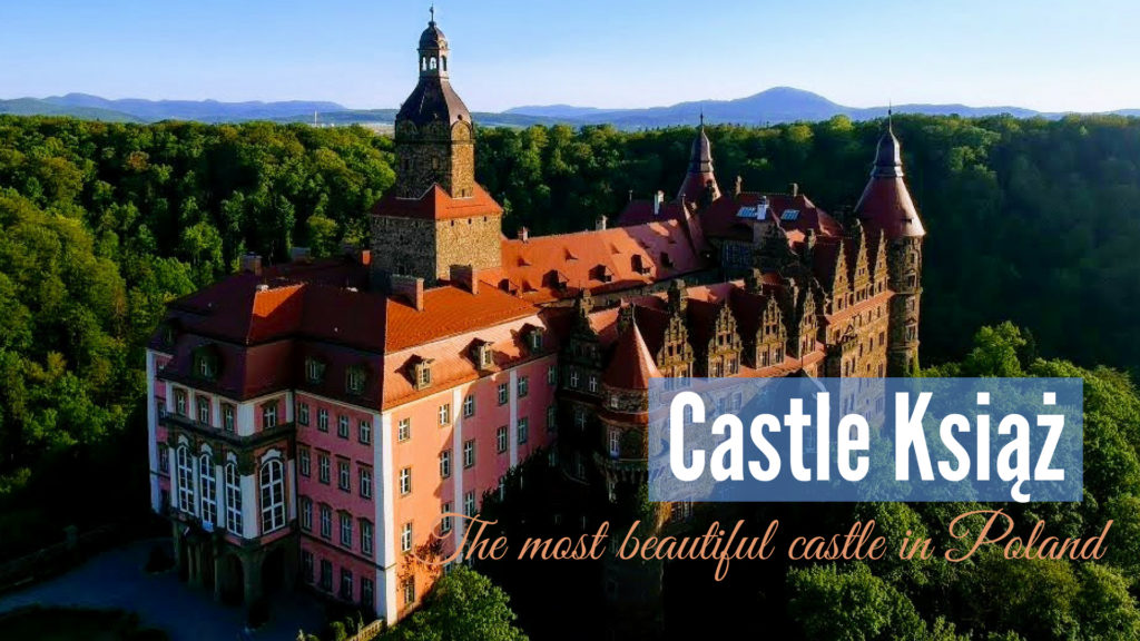 castle ksiaz in poland walbrzych what to see in poland