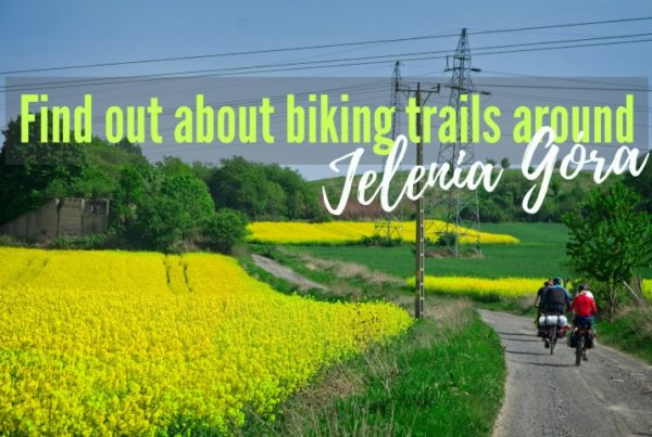 biking around jelenia gora bike trails near jelenia gora