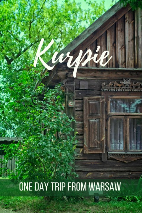 one day trip from warsaw kurpie wooden architecture what to see on way to mazury