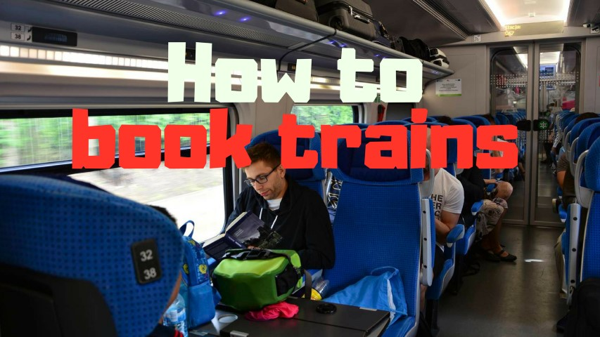 how to book polish trains booking trains in poland website