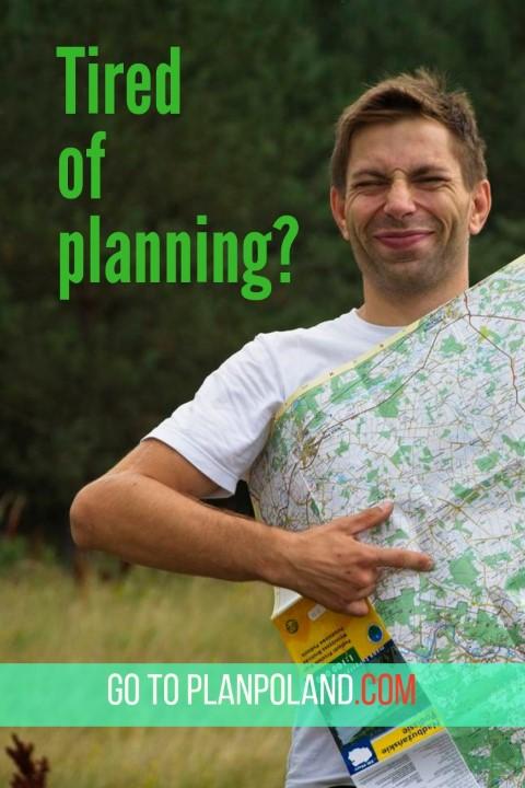 holidays in poland travel planning traveling around poland