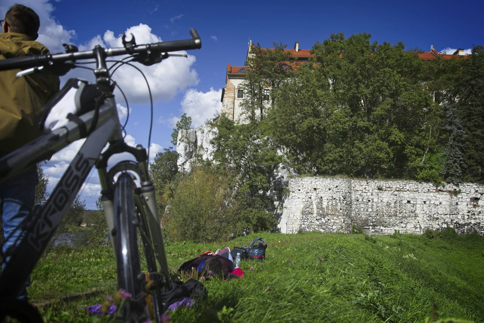 tyniec monastery cracow off the beaten track churches in cracow where to go on bike in cracow