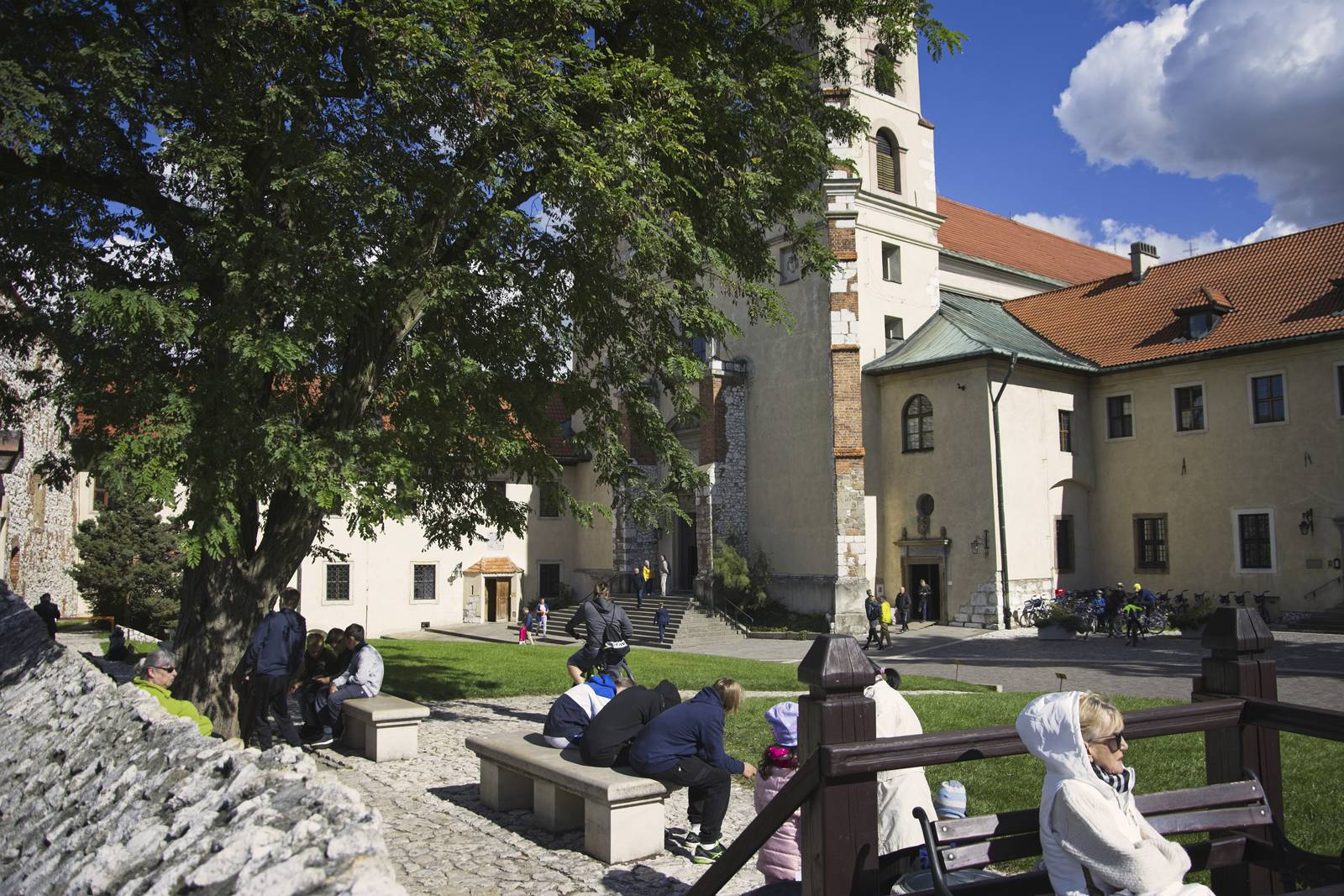 cracow off the beaten path tyniec monastery what to see in cracow