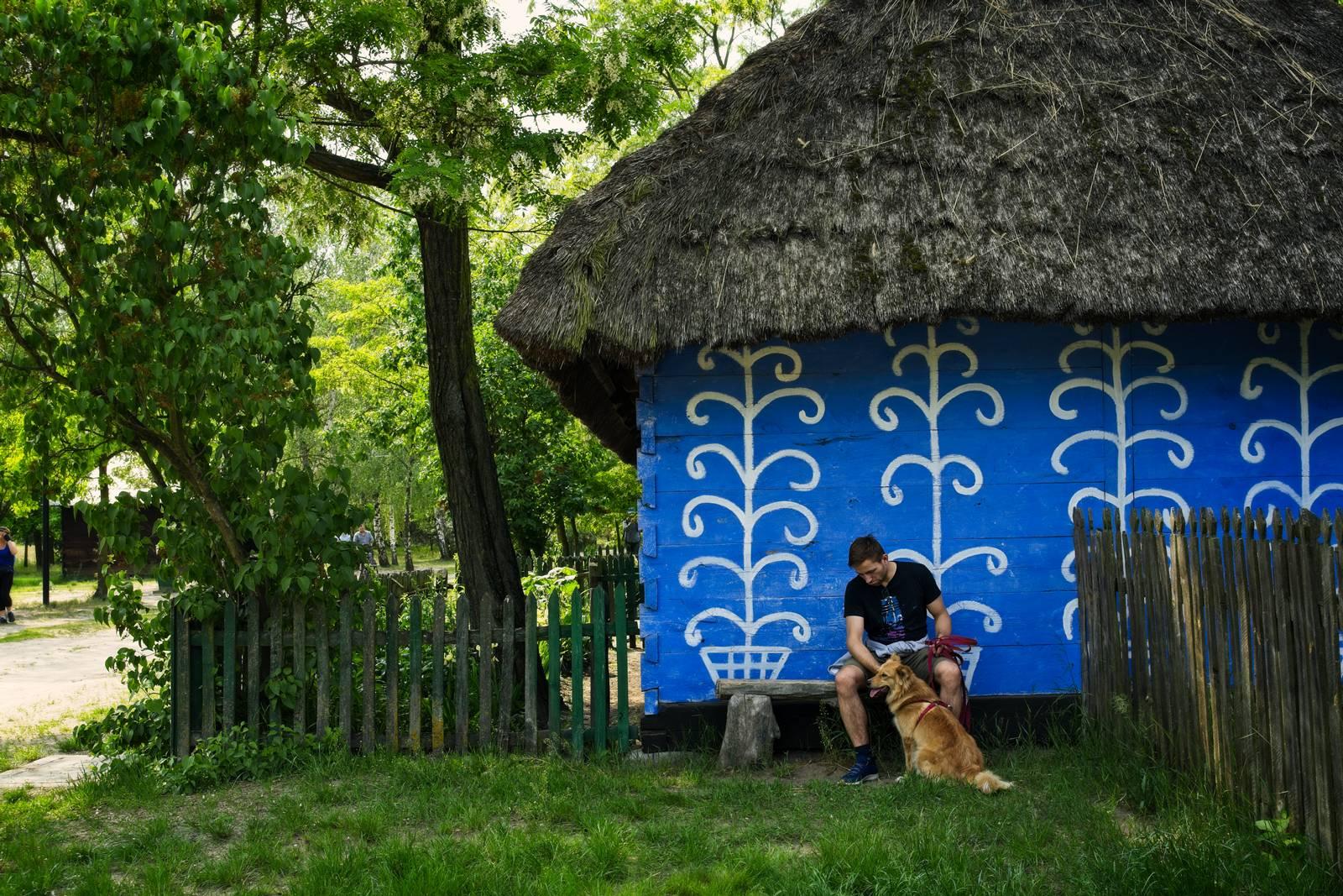 open air museum lowicz maurzyce