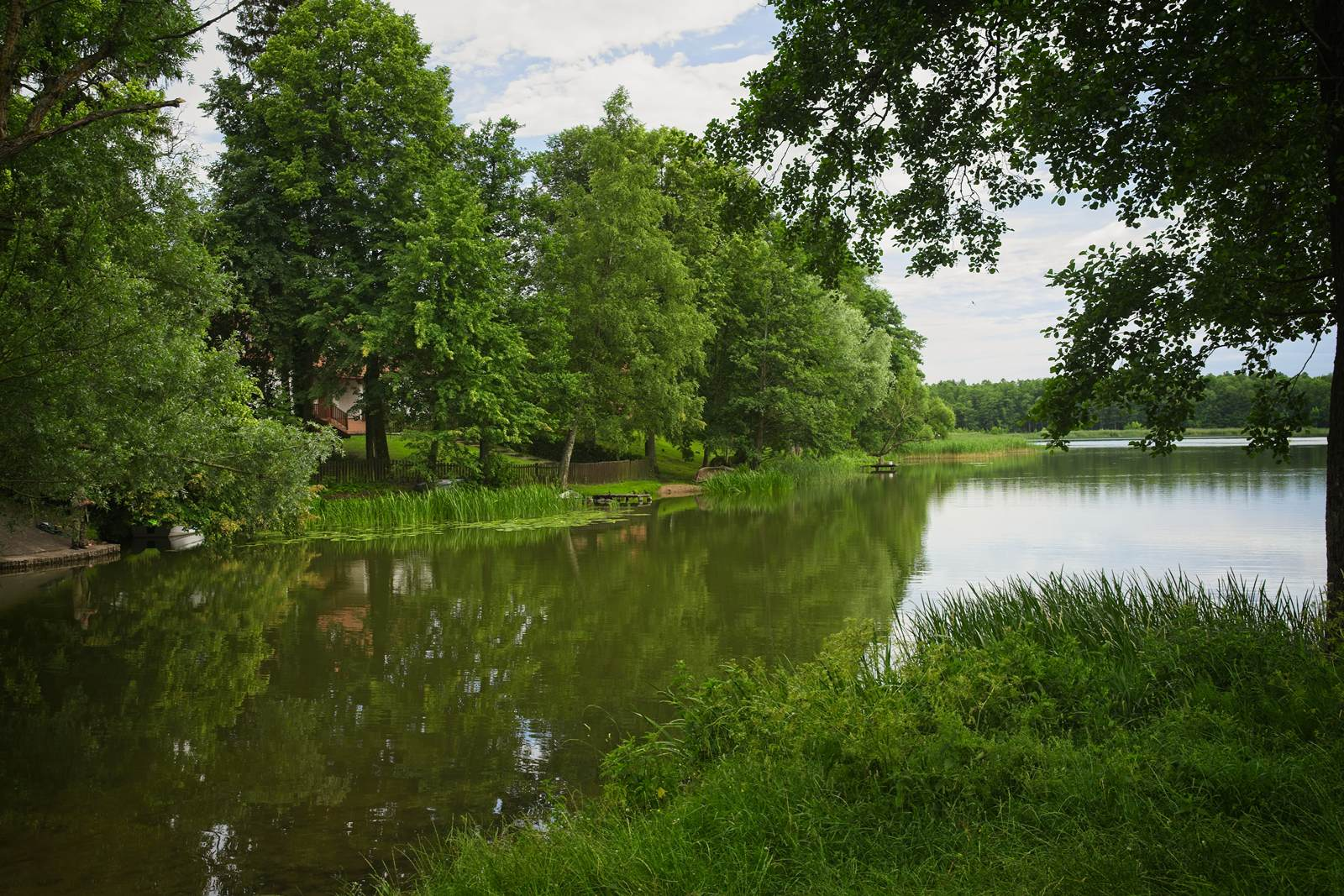 krutynia river mazury