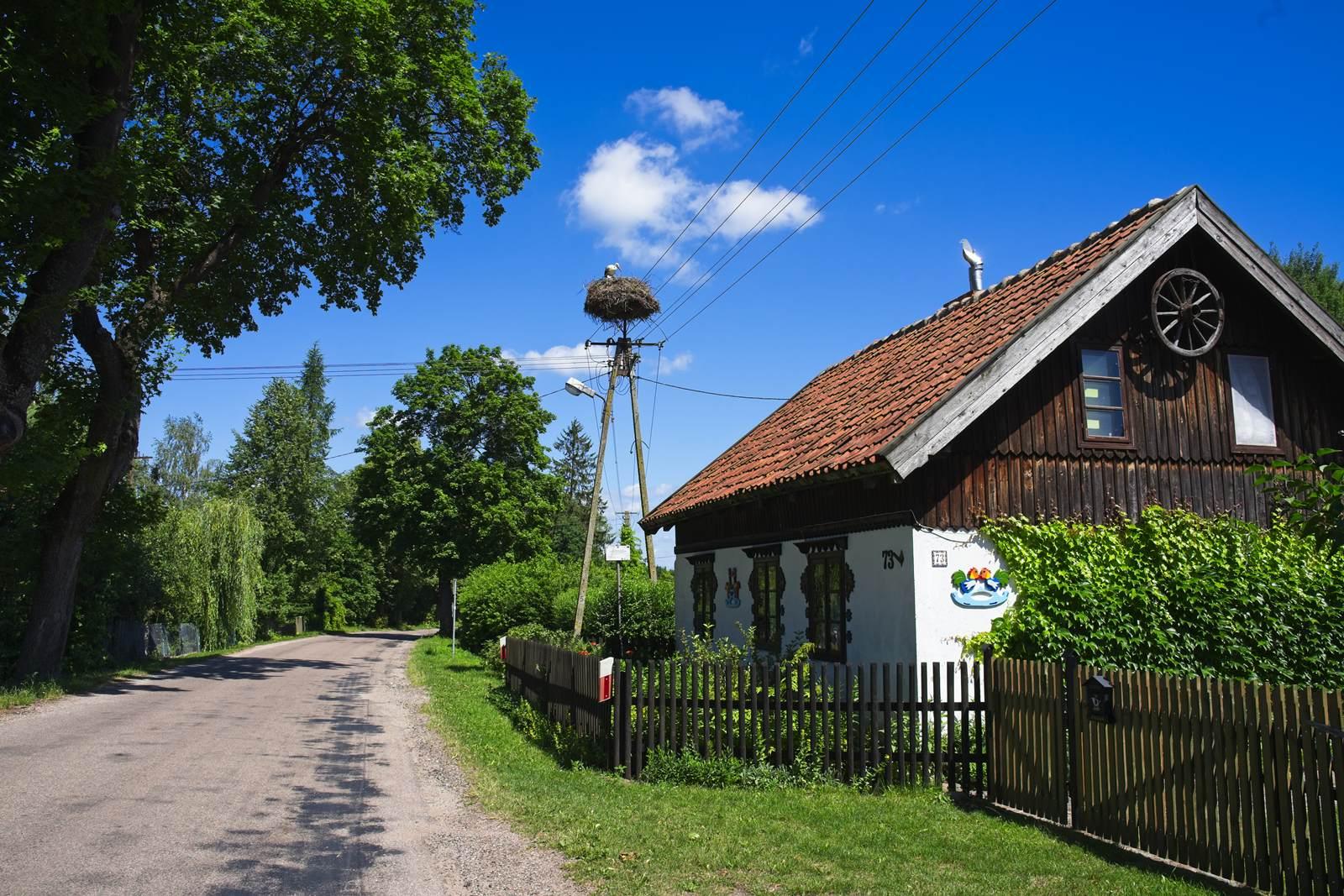 wojnowo towns in mazury where to go in mazury