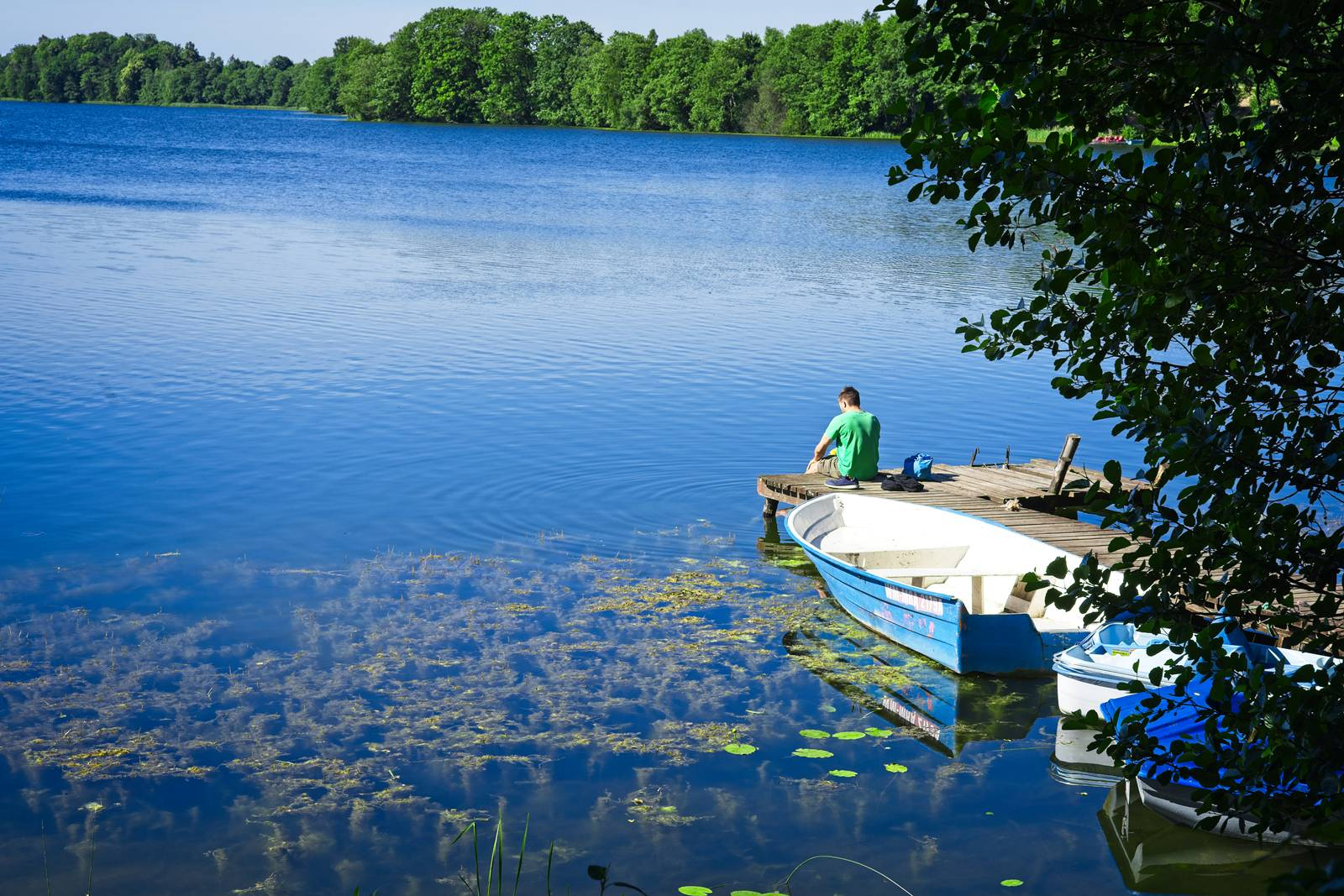 I want to go to Mazury – how do I get there?