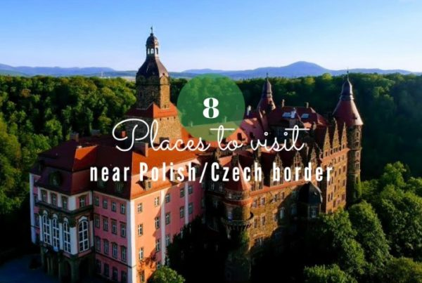 places in poland near czech border touristic attractions in poland