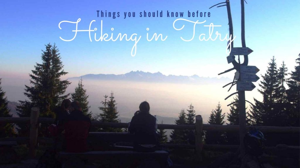 hiking in tatry mountains things to know before starting point in tatry